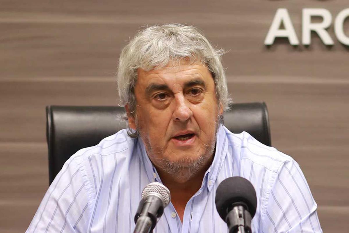 """Romero: """"Para volver a clases pedimos lograr un amplio consenso y adecuadas condiciones edilicias y de salubridad en el ámbito de trabajo"""""""